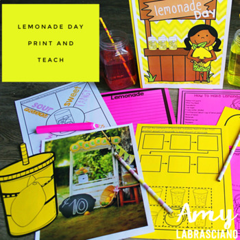 End of the Year Activities Lemonade Day