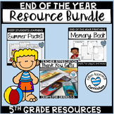 End Of The Year Activities for 5th Grade