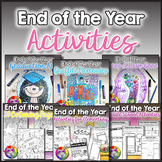 End of the Year, Activities Bundle