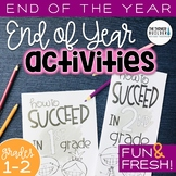 End of the Year Activities: Fun & Fresh! (Grades 1-2)