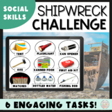 Social Skills Middle School Digital and Printable Activity