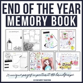 End of the Year Activities/Memory Book for Middle and High
