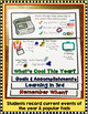 4th Grade End of the Year Memory Book Activities / Flipbook