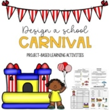 End of the Year Activities | PBL Math Project Design A Summer Carnival 4th Grade