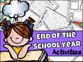 End of the Year Activities Packet *Updated 2016*