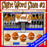 Fry Sight Words PowerPoint Game Kindergarten
