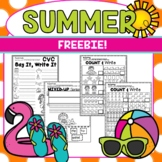 End of the Year Activities Summer Review