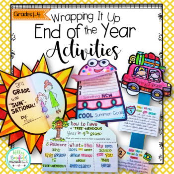 End of the Year Activities: Wrapping It Up
