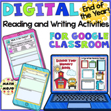 End of the Year Activities for Distance Learning: Reading