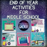 Last Week of School Activities for Middle School