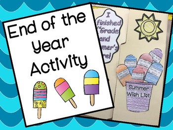 End of the Year Activity