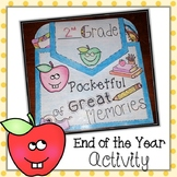 End of the Year Activity: Big Pocketful of Great Memories