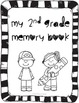 End of the Year Activity Book: My 2nd Grade Memory Book