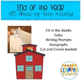 End of the Year Activity Booklet