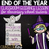 End of the Year Activity Classroom Guidance Lesson for Elementary Counseling