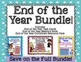 End of the Year Activity Pack BUNDLE!!!