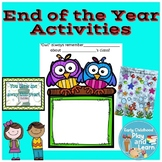 End of the Year Activity Packet #dollardeals