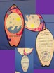 End of the Year Activity: Surfboard Booklet Craft