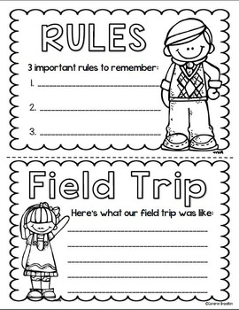 End of the Year Writing Activity Tips and Tricks Guide Booklet for Students