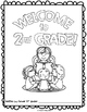 """End of the Year Activity: """"Welcome to 2nd Grade"""" For Your Students Next Year!"""