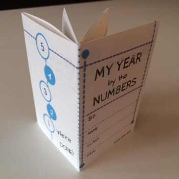 "End of the Year ""All About Me!"" Memory Book"