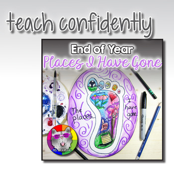 End of the Year, Art Classroom Bundle