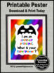End of the Year Assistant Principal Appreciation Gift Superpower Sign