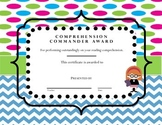 End of the Year Award Certificates - Fillable PDFs