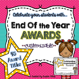 End of Year Awards