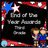 End of the Year Awards - Third Grade