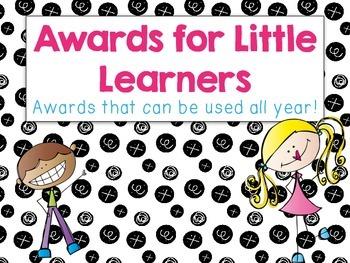 Awards for Kids!