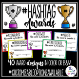 #SPRINGSAVINGS End of the Year Awards: Hashtags