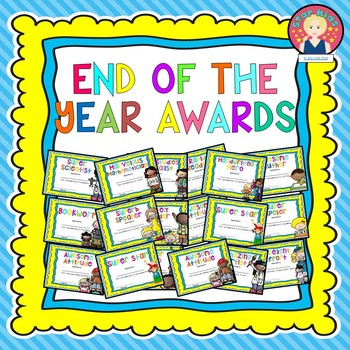End of the Year Awards in Color and B/W