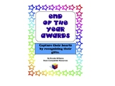 End of the Year Awards that will boost confidence and motivation!