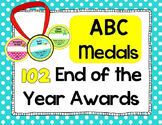 End of the Year Awards: ABC Medal's
