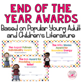 Literature Year End Awards