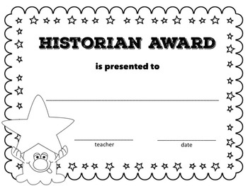 End of the Year Awards: Black and White