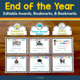 End of the Year Awards | Class Bookmarks | Class Crowns |