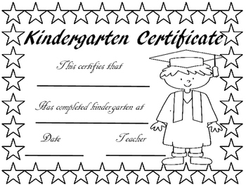 End of the Year Awards/Certificates