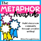 End of the Year Awards - Creative Writing Activity
