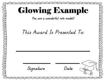 End of the Year Awards! Ink Saving Version!