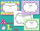 End of the Year Awards: Life Skills {Editable}