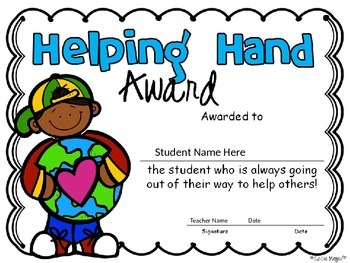 End of the Year Student Awards MEGA Pack (Editable Color and Black & White)