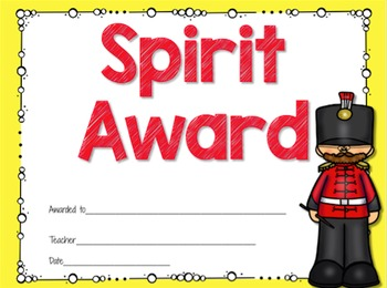 End of the Year Awards {Music Class} {Editable}