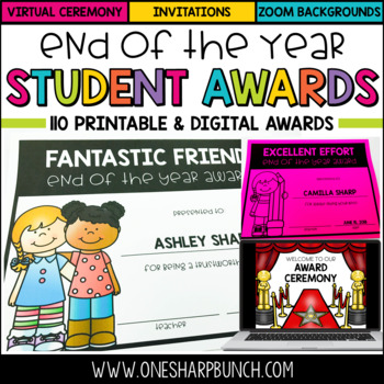 photograph about Printable End of the Year Awards for Students identify Conclusion of the Yr Awards - Printable College student Awards