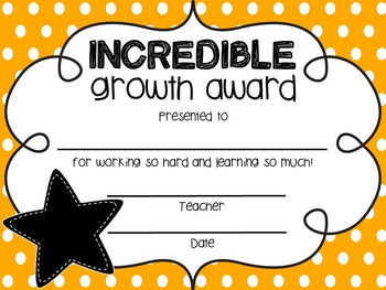 End of the Year Awards - Star