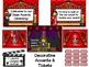 End of the Year Awards and Ceremony Kit Hollywood Style! Hollywood Decor-Tickets