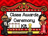 End of the Year Awards and Ceremony Kit Hollywood Style! H