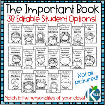Back to School or End of the Year Memory Book