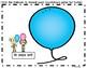 End of the Year Balloon Countdown: Digital, Editable, & Printable